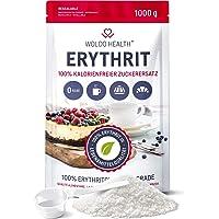 Eritritol 1 kg edulcorante sin calorías - Natural