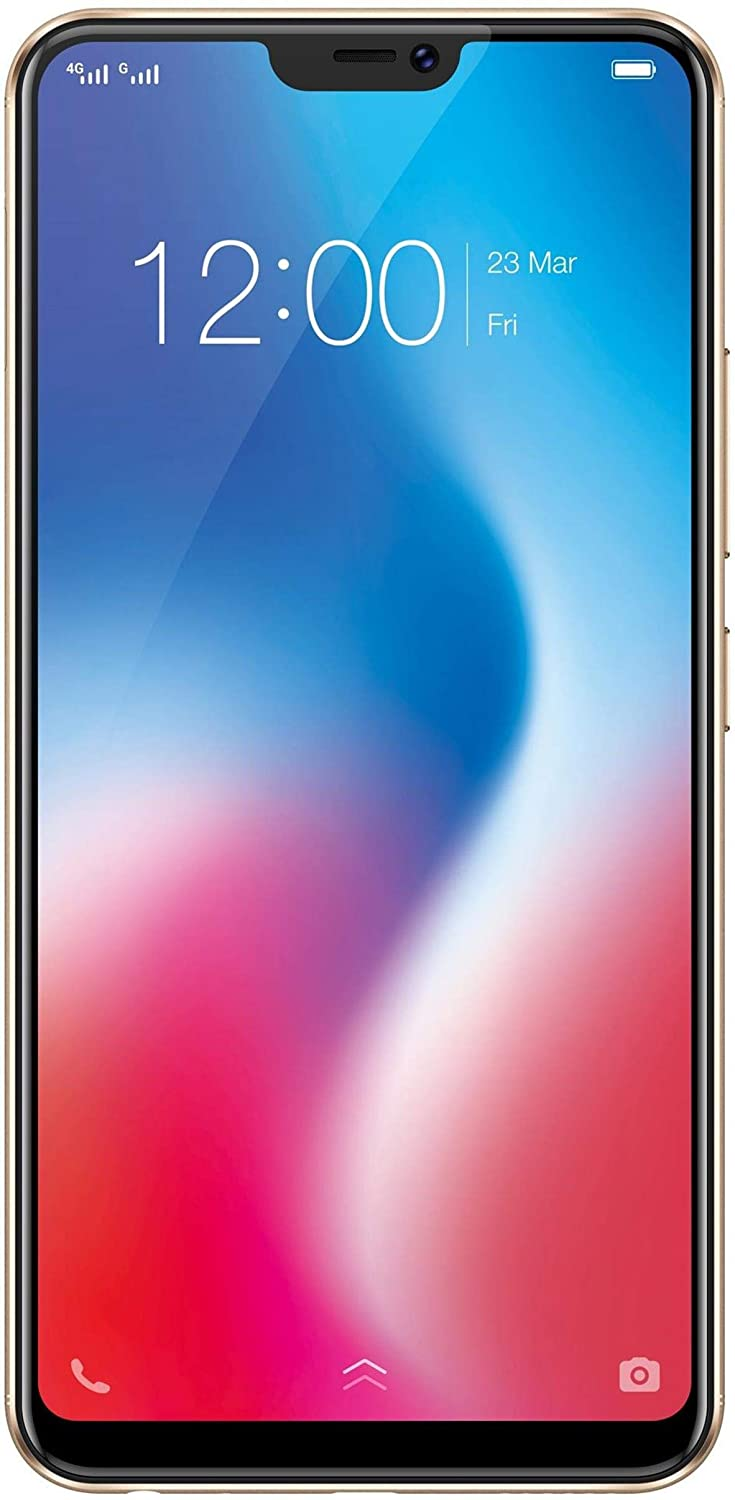 Vivo V9 (1723, 64GB/4GB, Gold)