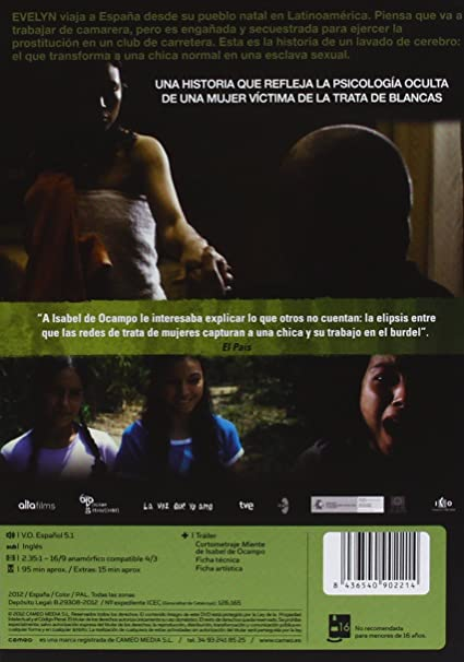Evelyn [DVD]: Amazon.es: Cindy Díaz^Adolfo Fernández^Ari Saavedra^Agnes Kiraly, Isabel De Ocampo, Cindy Díaz^Adolfo Fernández^Ari Saavedra^Agnes Kiraly: Cine y Series TV