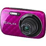 CASIO EXILIM デジタルカメラ 1610万画素 広角26mm ピンク EX-N10VP