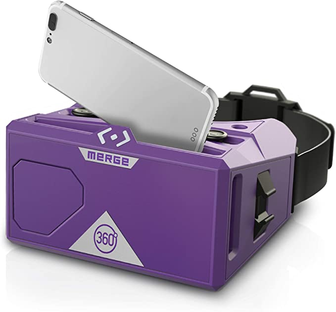Merge Virtual Reality Goggles for Smartphones