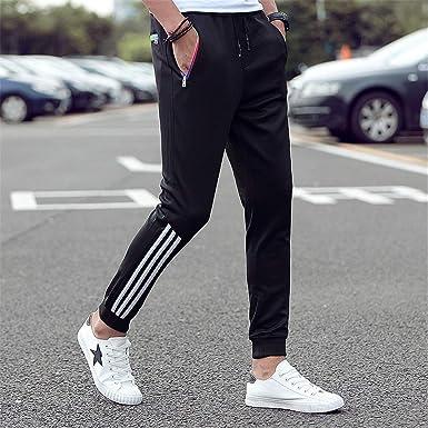 Vogue Fang Pantalones Casuales para Hombre Pantalones de chándal ...