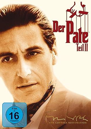 Der Pate Ii Restauriert Amazonde Al Pacino Robert De Niro