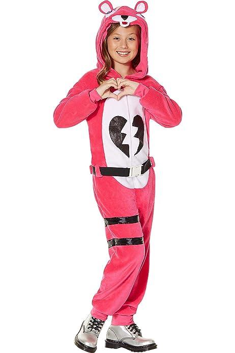 Fortnite Brite Bomber Costume Top Ragazze Teen Costume Outfit gioco Dressup