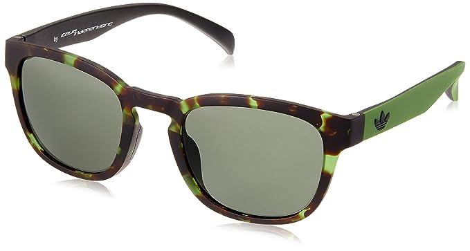 adidas AOR001-140-030 Gafas de Sol, Verde, 52 Unisex: Amazon ...