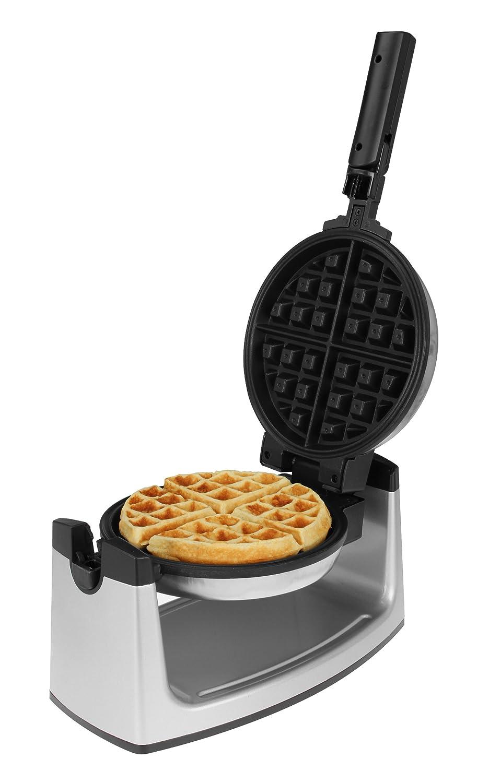 Amazon Kalorik Rotate Stainless Steel Waffle Maker Electric