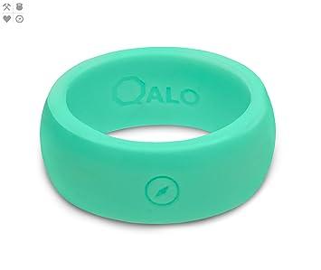 qalo- – silicona boda Volkswagen) Anillo de silicona diseñado para uso diario.