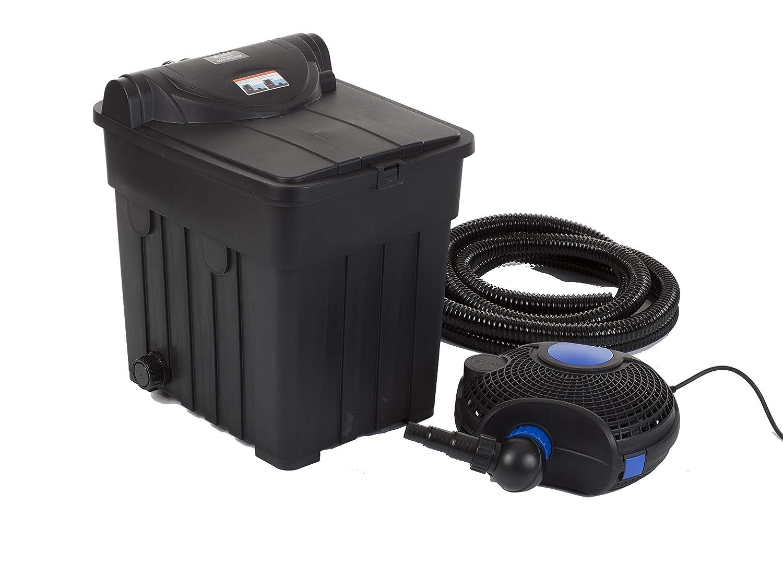 25000 Filter Box Swell UK Pond Filter Box Premium Kit 10000