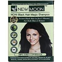 New Moon Noni Natural Black Hair Dye Color (30 ML 5 PIECES)