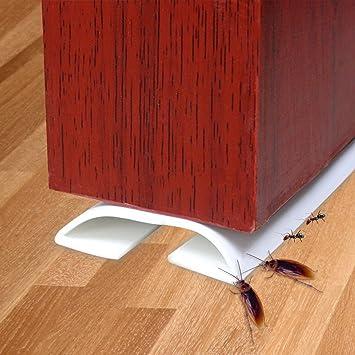 Signstek Door Draft Stopper Soundproof Under Door Draft Guard