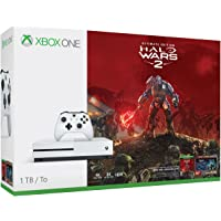 Microsoft Xbox One S 1TB Console with Halo Wars 2 Bundle