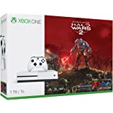 Xbox One S 1TB Console - Halo Wars 2 Bundle