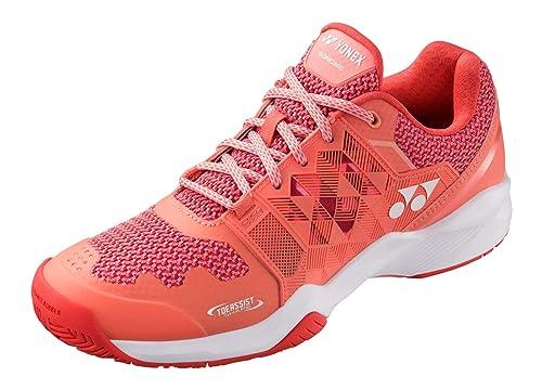 6b7ec9d36015 Yonex Women s Power Cushion Sonicage All Court Tennis Shoes