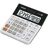 Casio MH-10M Business Calculator, Black/White