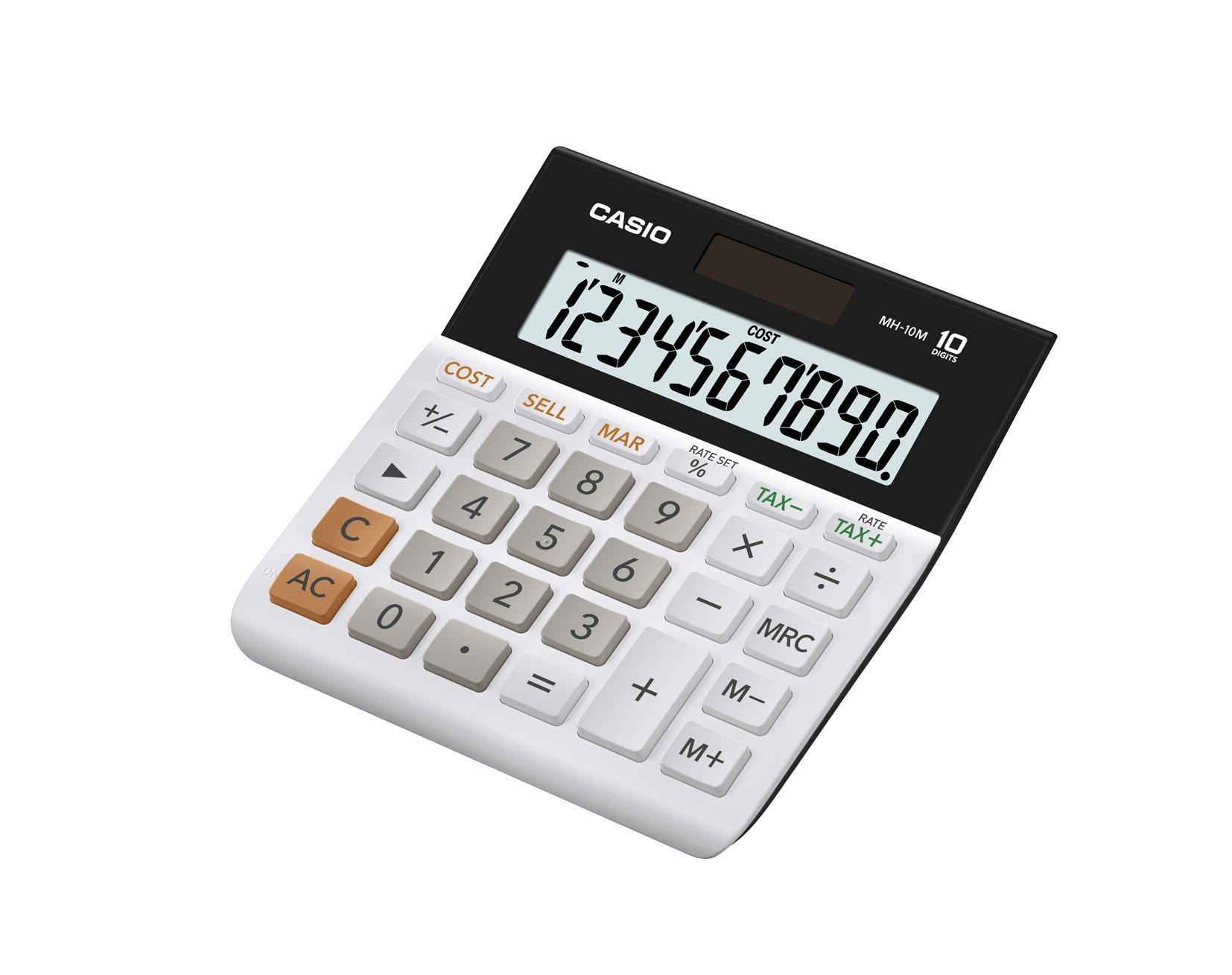 Casio MH-10M Business Calculator by Casio