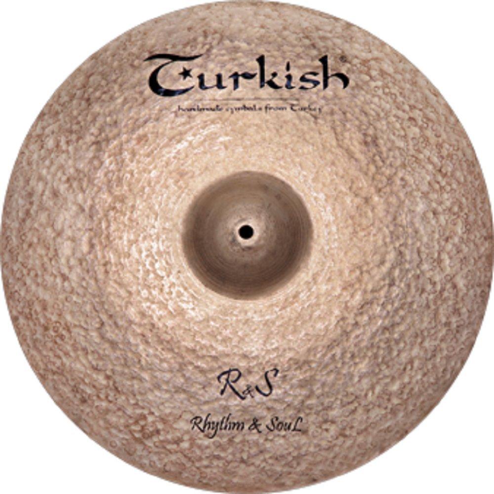 Turkish Cymbals R&S Series 16-inch Rhythm&Soul Crash * RS-C16 B014RW3LIE