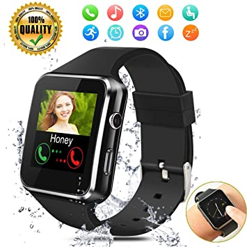Reloj Inteligente,Bluetooth Smart Watch,Inteligente Reloj ...