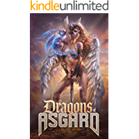 Dragons of Asgard book cover
