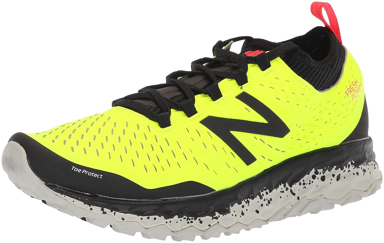 New Balance Mthier, Chaussures de Trail EU|Jaune/Noir Homme 43 EU|Jaune/Noir Trail a28518