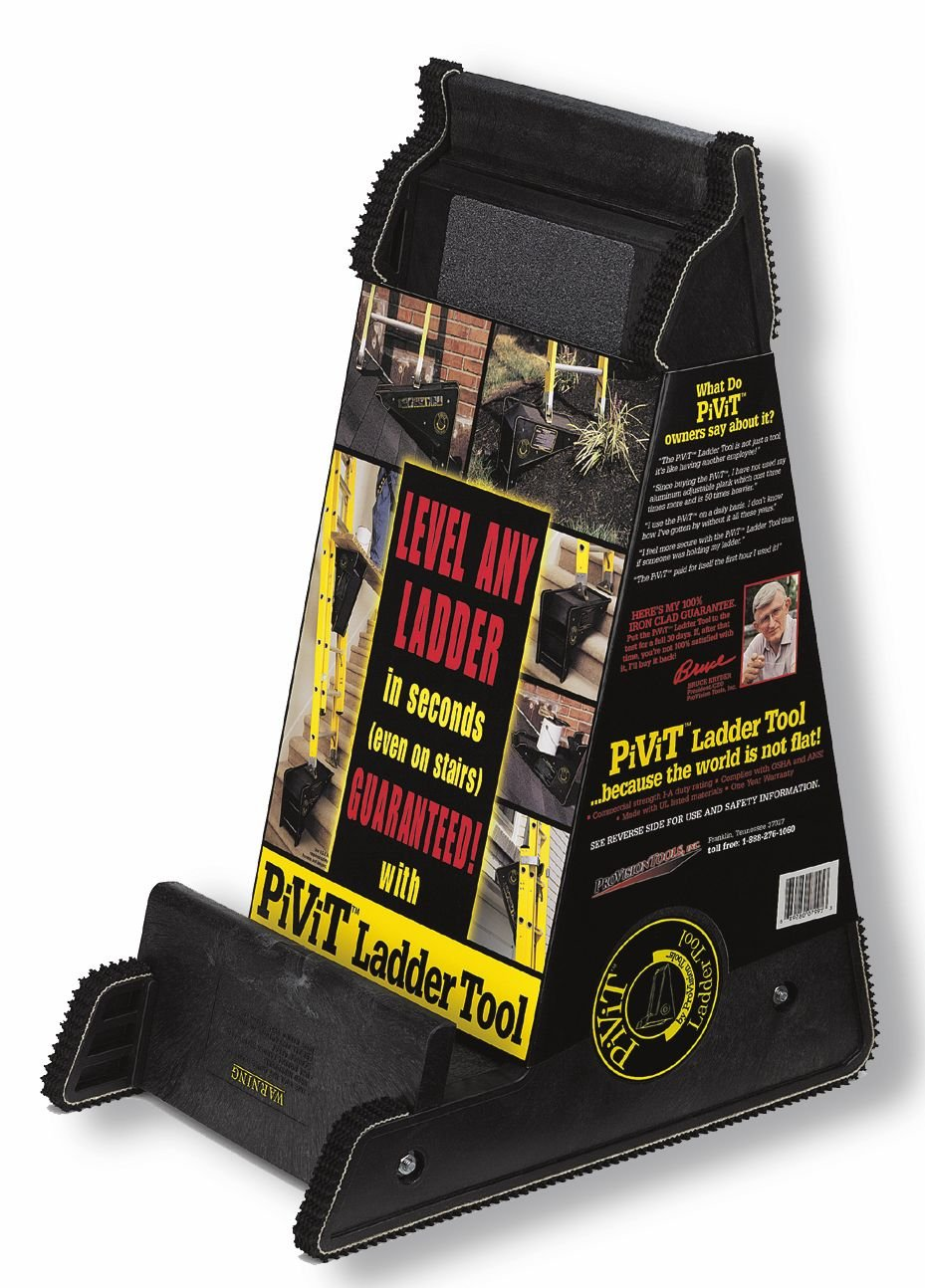 Amazing PiViT Ladder Tool For Straight And Extension Ladders: Amazon.co.uk: DIY U0026  Tools