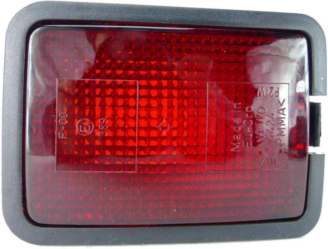 Feu antibrouillard arri/ère pour Caravelle Transporter T4 1990-2003 7D0945729