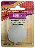 Bohin 81950 Rubber Needle Gripper, 2-Pack