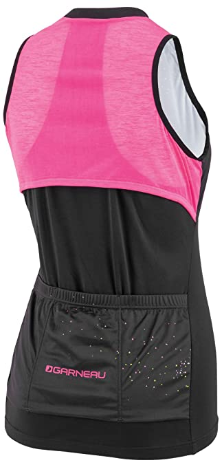 7aec3ec20 Amazon.com   Louis Garneau - Women s Zircon Sleeveless Cycling Jersey    Sports   Outdoors