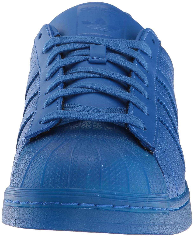 Adidas Azul originales hombres Superstar 19.996 Adicolor Azul / azul
