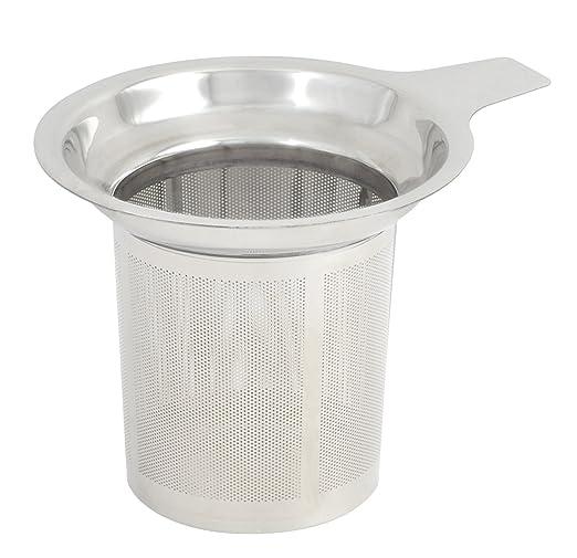 3 opinioni per Metaltex 253835010- Filtro per tè in acciaio Inox