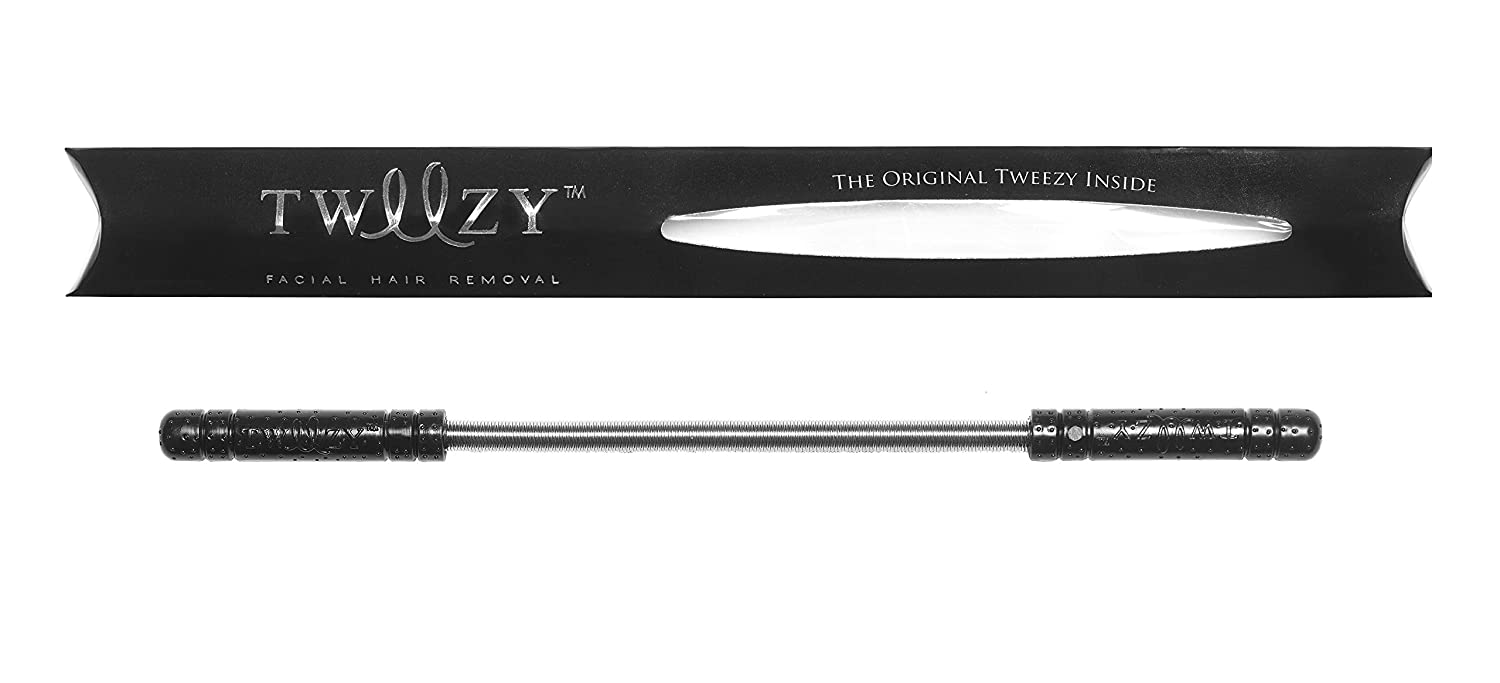 Tweezy Official Facial Hair Remover Tool from an Official Licensed Supplier - As seen in the Mail Online, Evening Standard and The Sunday Times
