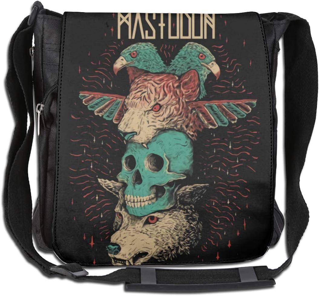 Mastodon Large Capacity Messenger Bag Shoulder Bag Simple Fashion Personality