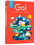 Go! (Red): A Kids' Interactive Travel Diary and Journal (Wee Society)