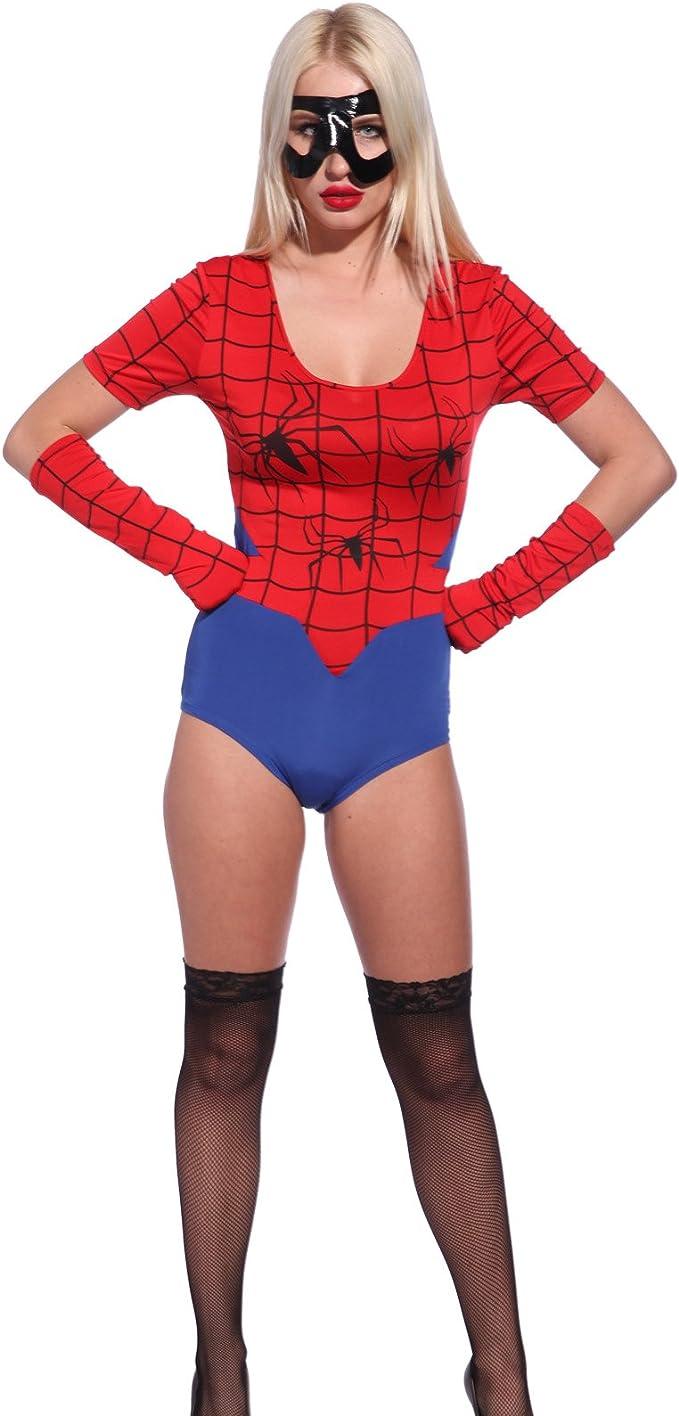 Sexy Super Hero Superwoman disfraz infantil de película de cómics ...