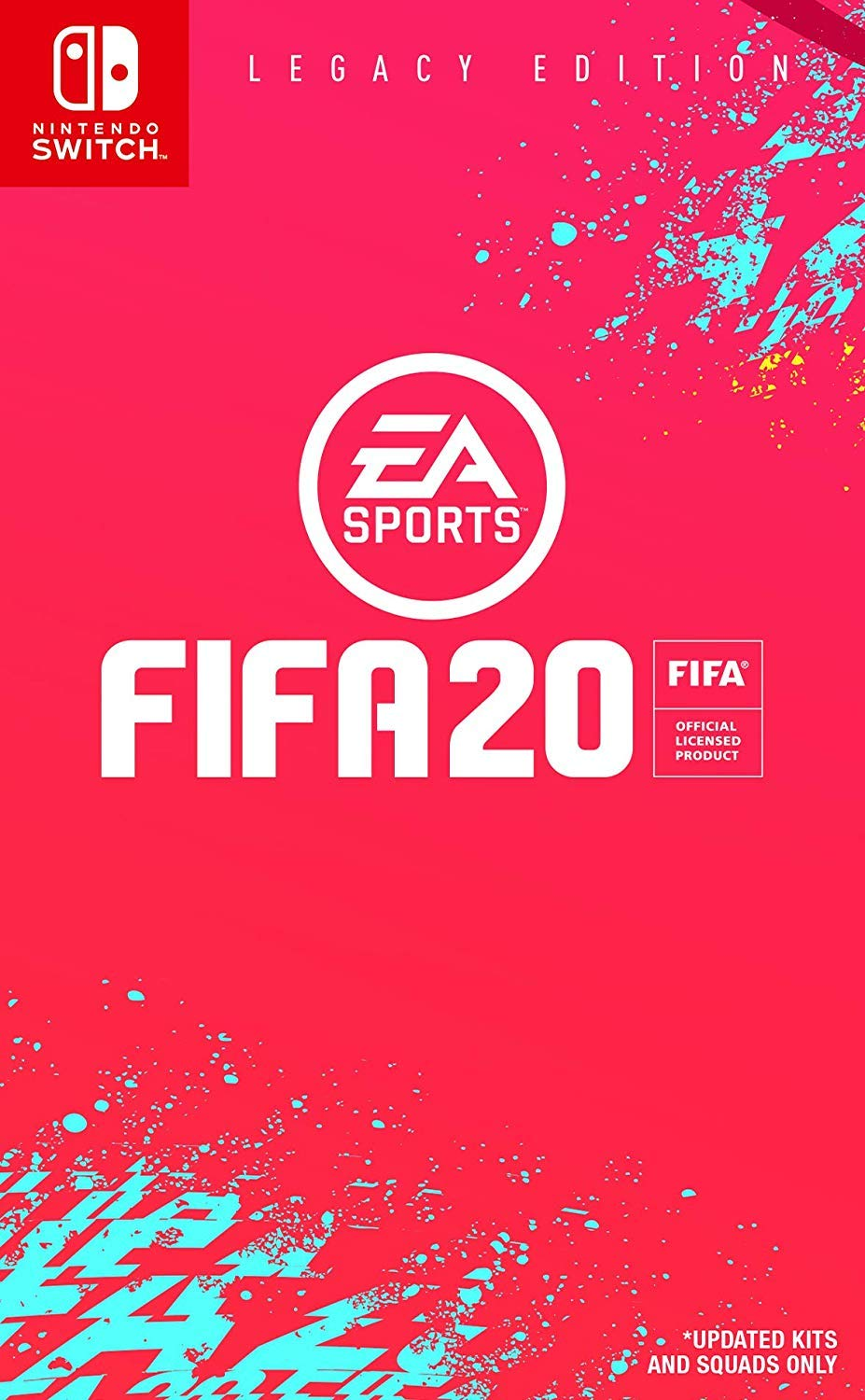 FIFA 20 Legacy Edition Nintendo Switch