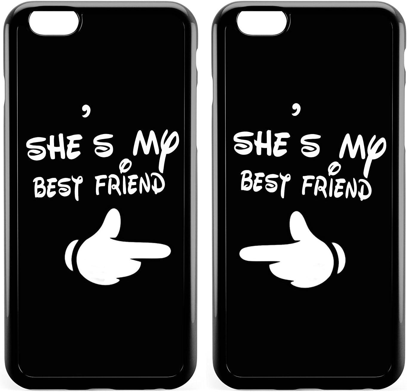 Funda BFF Around the World Couple - Woman para iPhone 11 Pro