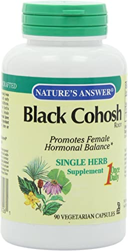 Nature's Answer Black Cohosh Root