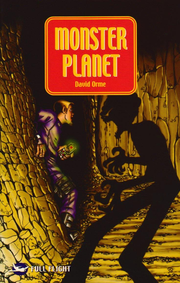Read Online Monster Planet (Full Flight Impact) pdf epub