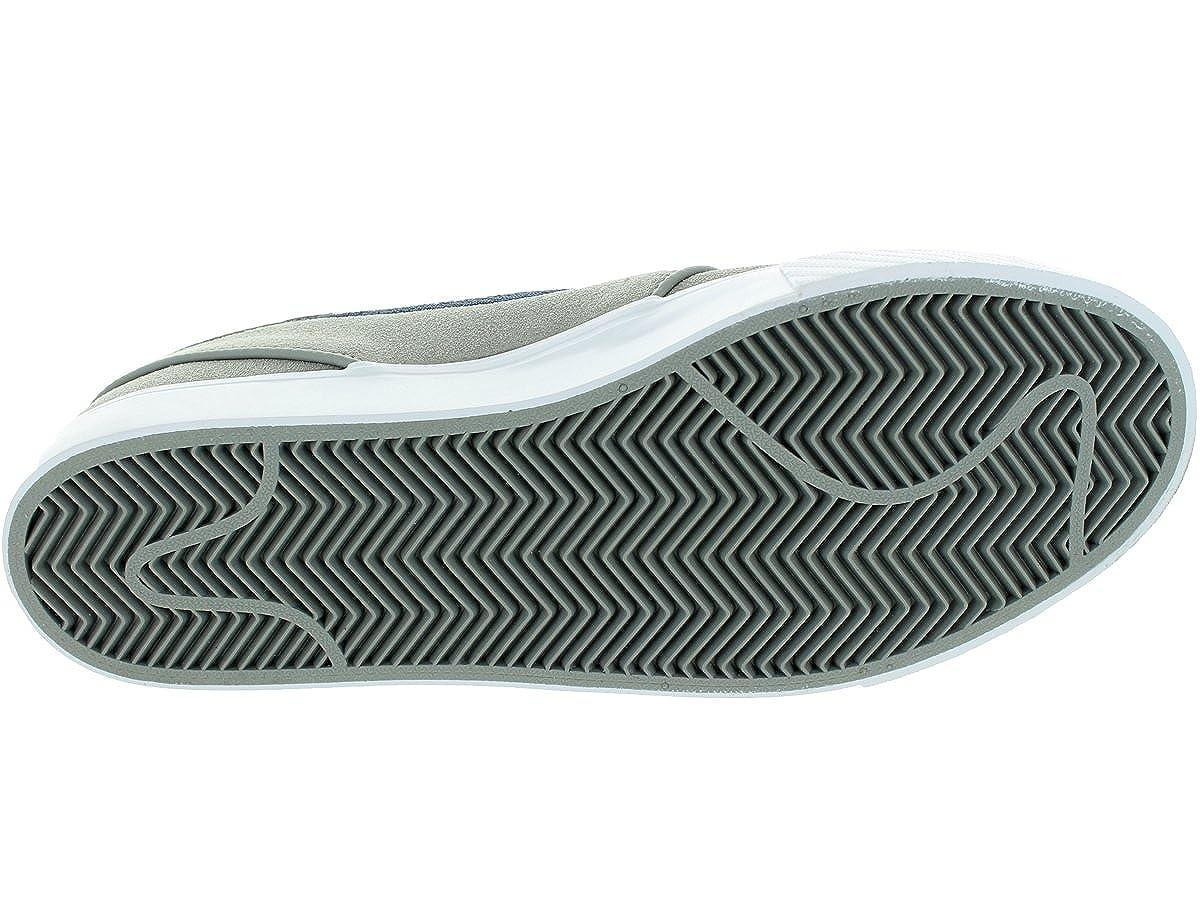 Materialismo vocal Alojamiento  Buy Nike SB Zoom Stefan Janoski Medium Grey/White/Obsidian Skate Shoes-Men  9.0, Women 10.5 at Amazon.in