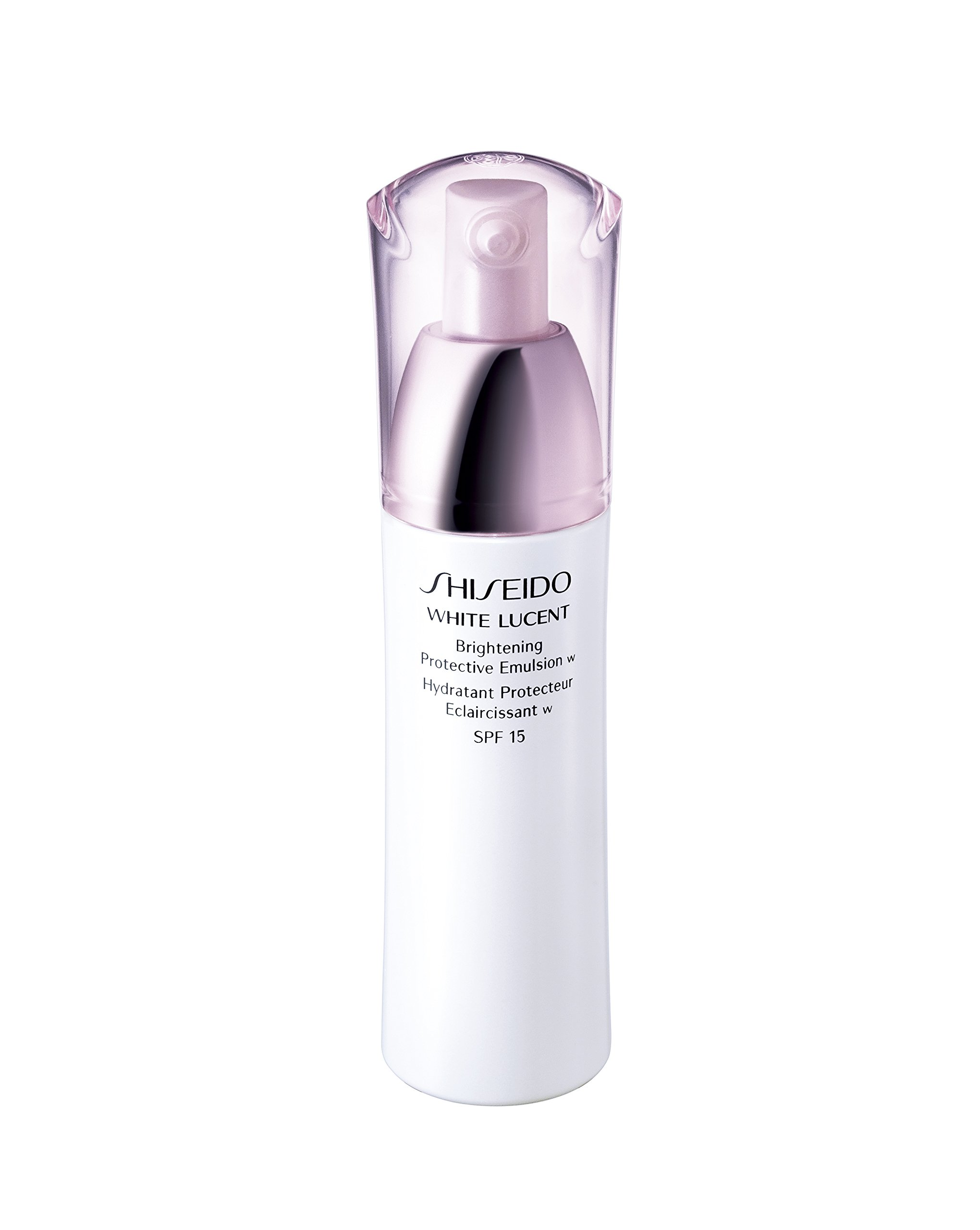 Shiseido White Lucent Brightening Protective Emulsion W SPF 18 75ml/2.5oz