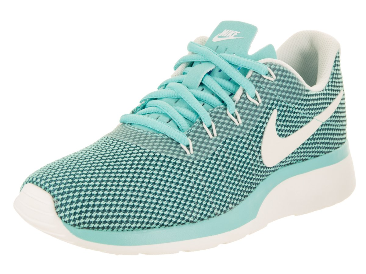 NIKE Women's Tanjun Running Shoes B01MPZBXN7 6.5 US Women|Aurora Green/Sail Iced Jade