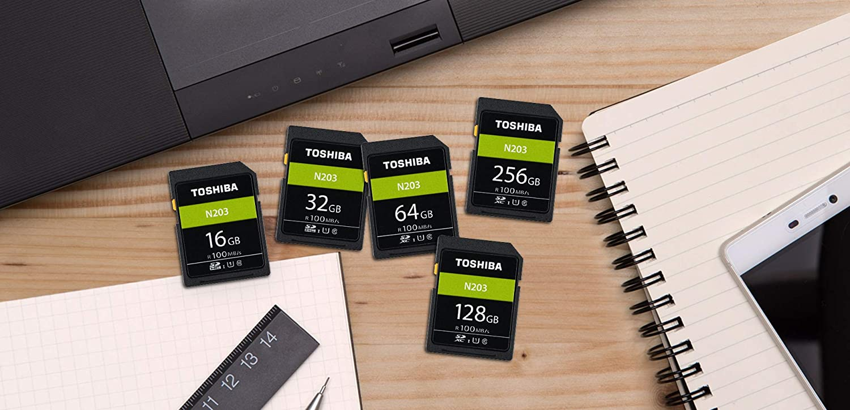 Toshiba Thn N203n0320e4 32gb N203 Klasse 10 Sd Karte Computer Zubehör