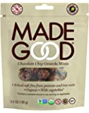 Made Good Granola Minis Chocolate Chip, 100 gram, (Pack of 6)