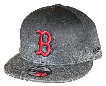 on sale 01acb 84e34 Boston Red Sox New Era 9FIFTY MLB Shadow Fade Adjustable Snapback Hat,  Baseball Caps - Amazon Canada