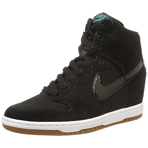 new arrival b0ebd fc60c ... low cost nike dunk sky hi essential womens fashion wedge shoes 6d136  148bd