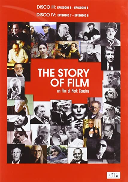 The Story Of Film.Amazon Com The Story Of Film 8 Dvd Mark Cousins Movies Tv