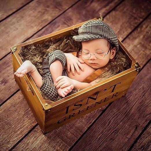 Accesorios de fotografía para recién nacido, niño pequeño disfraz ...