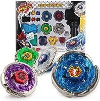 OBEST Bey Metal Fusion Master Battle Tower Stadium Evolution SwitchStrike Starter Battle Top Toys