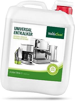 WoldoClean Descalcificador para máquinas de café esprreso manuales ...
