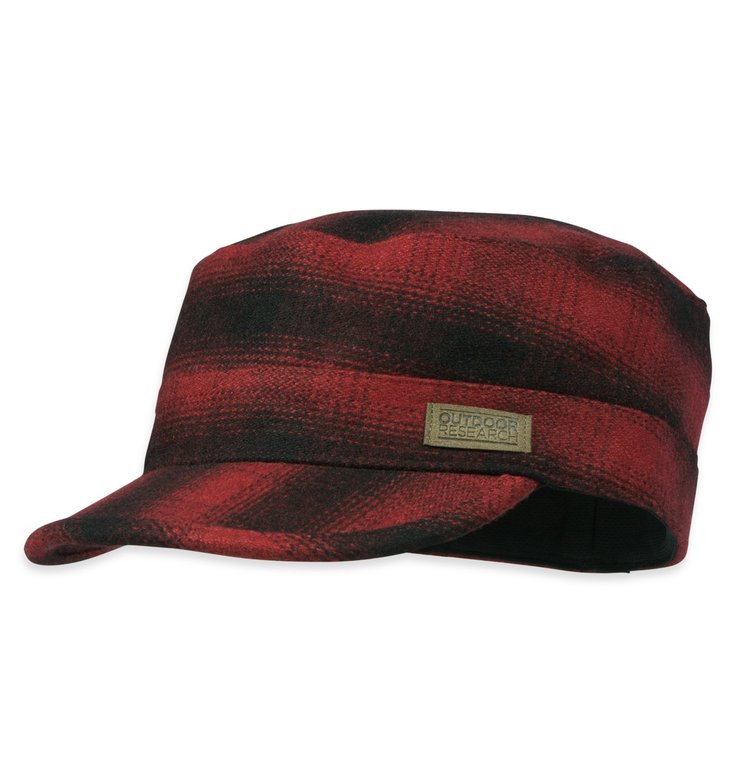 Outdoor Research Kettle Cap, Redwood/Black, Medium