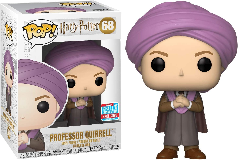 Funko Pop Harry Potter Professor Quirrell Convention Exclusive